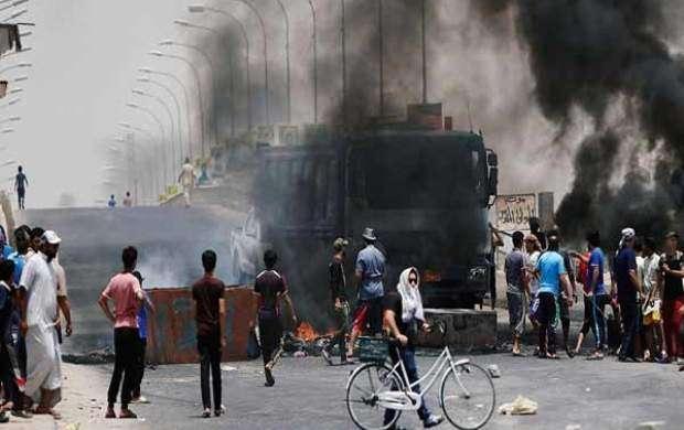 ۳ کشته و ۵۰ زخمی در درگیری های المثنی عراق