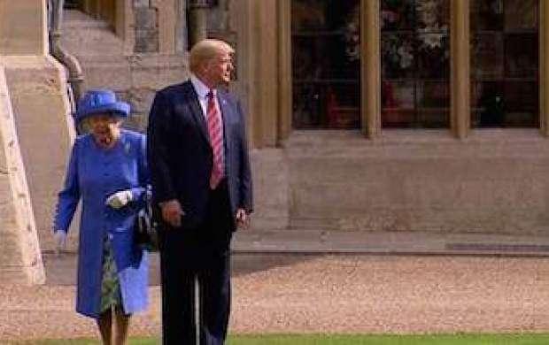 شاهزادگان انگلیس حاضر به دیدار با ترامپ نشدند