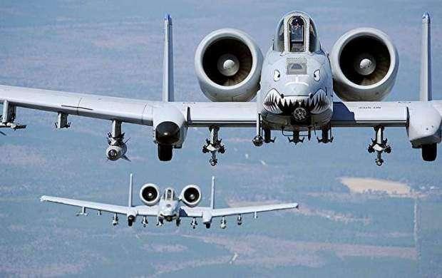 جنگنده ای که تانک های عراق را نابود کرد