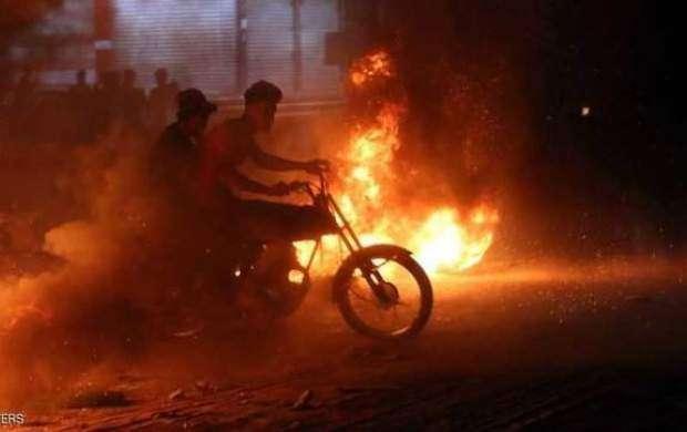 سایه شوم سعودی ها بر اعتراضات عراق
