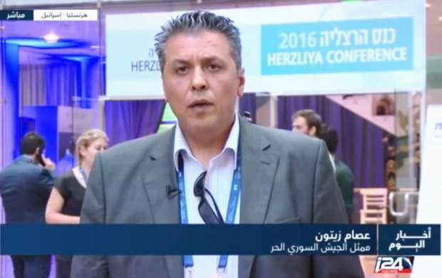 پیام معارض سوری به محمد بن سلمان از فلسطین