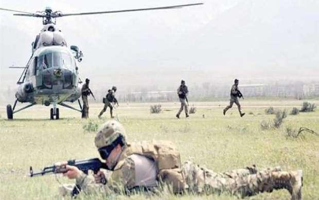 رزمایش مشترک روسیه و تاجیکستان علیه طالبان