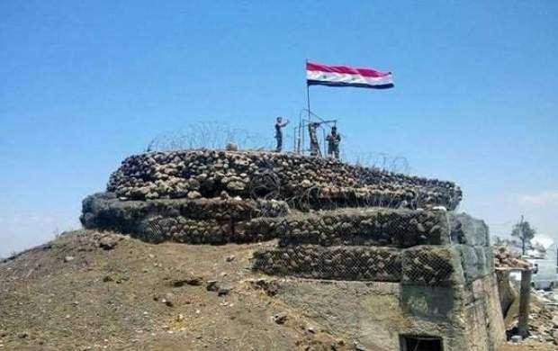 تسلط ارتش سوریه بر ۹۰ درصد درعا