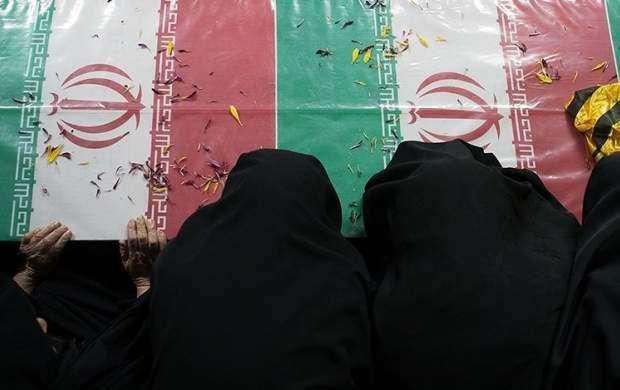 پیکر مطهر ۷۵ شهید در بندر امام خمینی(ره)
