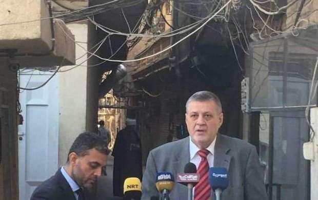 دولت عراق به درخواست تظاهرکنندگان پاسخ دهد