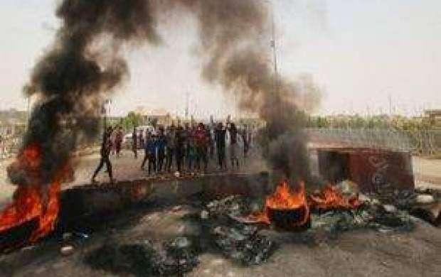 هدایت اعتراضات عراقی ها از خارج