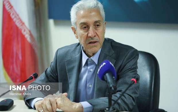 نظر وزیر علوم درباره سهم دختران دانشجو در ورزش