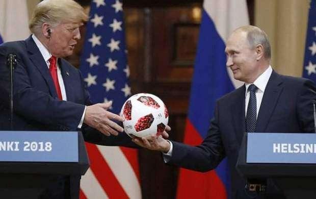 ترس کاخ سفید از هدیه پوتین به ترامپ!