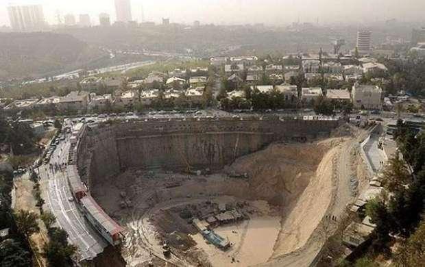 لزوم تعیین تکلیف سریع گود برج میلاد