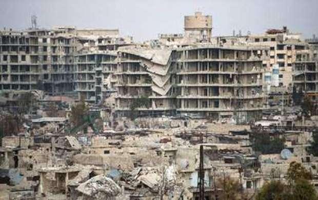 پیشنهاد روسیه به آمریکا برای بازسازی مشترک سوریه