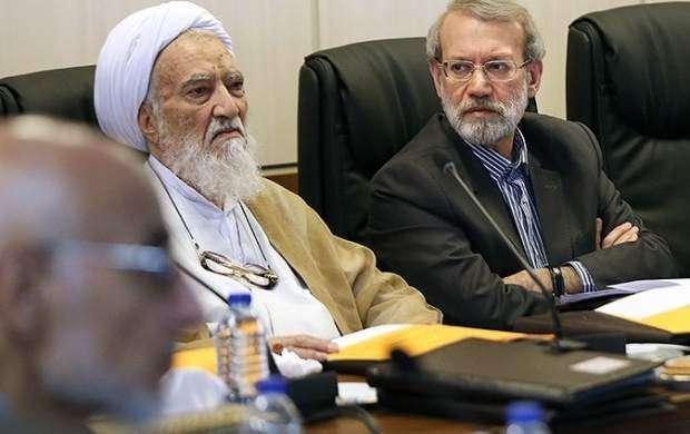 برگزاری جلسه مجمع تشخیص بدون حضور روحانی