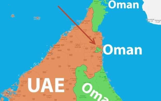 امارات به دنبال تسلیم کردن عمان است