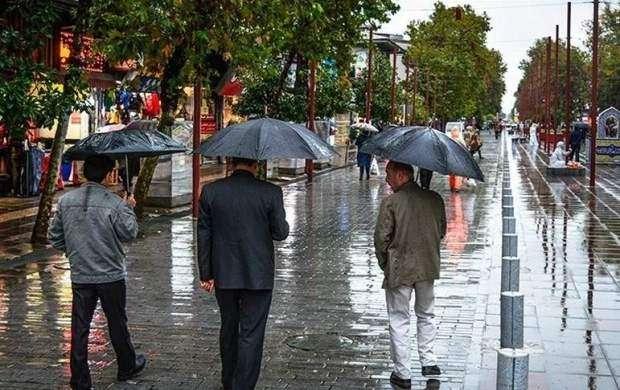 امروز و فردا آسمان ۱۰ استان بارانی می شود