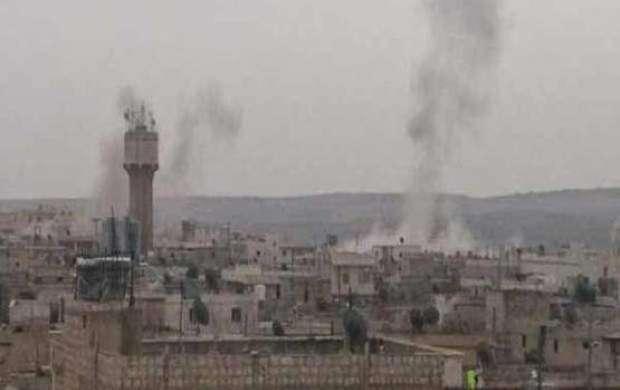 جنایت جدید ائتلاف آمریکا علیه غیر نظامیان سوری