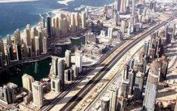 «دبی» در مسیر تبدیل شدن به شهر ارواح