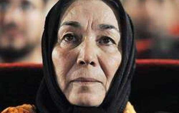 نظر خانم بازیگر در مورد حجاب زنان ایرانی