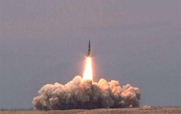 پرتاب موشک بالستیک سامانه «اسکندر-ام»در روسیه