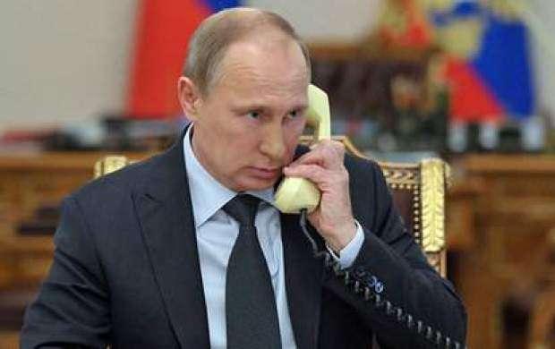 گفت وگوی تلفنی پوتین با نظربایف
