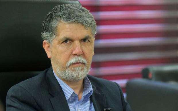 درخواست وزیر ارشاد از سلبریتیها: جوگیر نشوید!