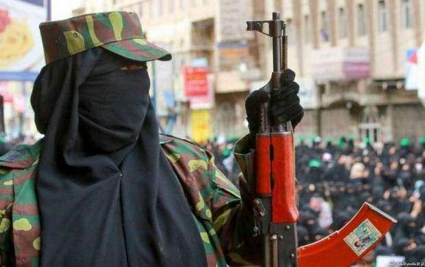 آن زن فاحشه را میبینند و این زنان مجاهد را نه +تصاویر