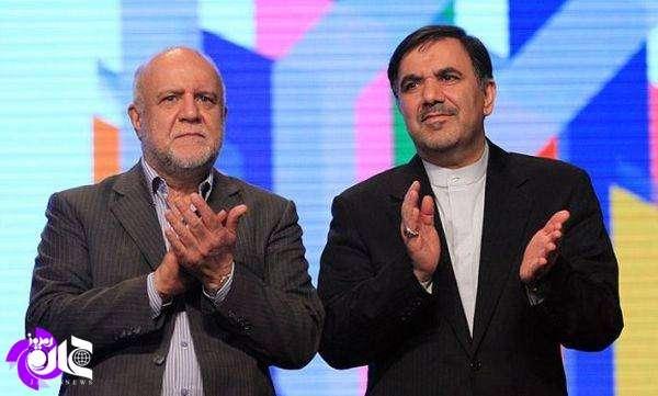 چرا وزیر برند روحانی و ژنرال زنگنه حاشیه امن دارند؟