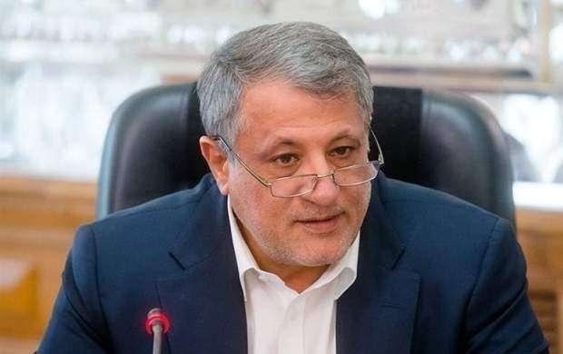 محسن هاشمی: تلاش میکنیم افشانی در شهرداری تهران بماند