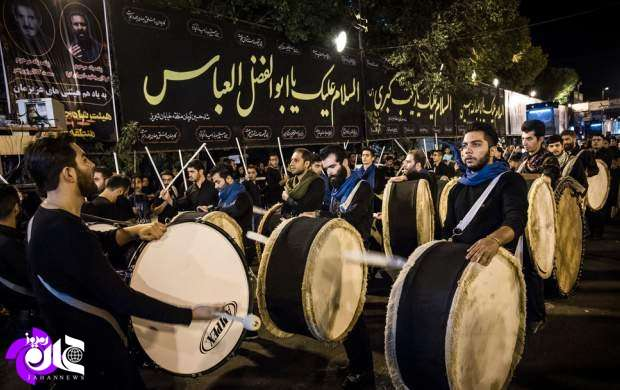 امسال چه کسانی برای محرم امام شهیدان حاشیه و هجمه ایجاد کردند+ تصاویر