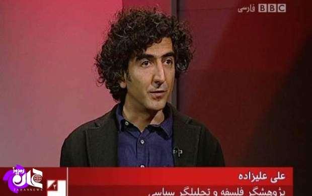 علت تمرکز کارشناس سابق BBC فارسی روی شبکه من و تو/ درخواست علیزاده از خاتمی!