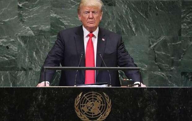 چرا سران دنیا به ترامپ میخندند؟/ انسان وسوسه میشود بخندد!