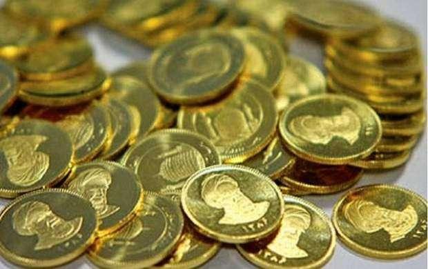 نوسانات قیمت انواع سکه