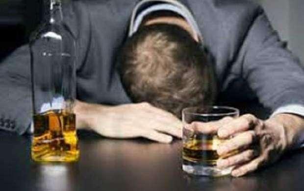 یک مقام مسئول در پزشکی قانونی اعلام کرد؛ مرگ 96 نفربر اثر مسمومیت با الکل