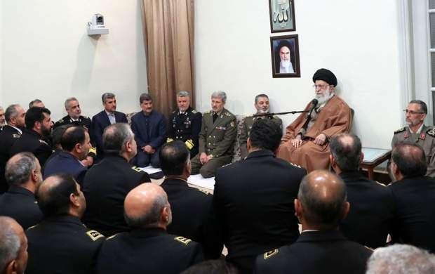 کاری کنید دشمنان ایران حتی جرأت تهدید این ملت بزرگ را نداشته باشند/ جمهوری اسلامی قصد آغاز جنگ ندارد