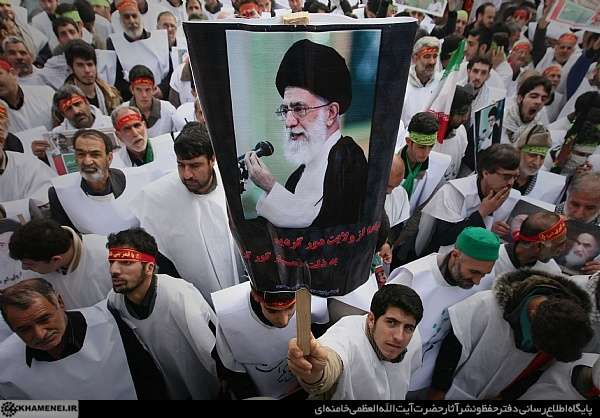حماسه ۹ دی سال ۸۸ در تهران