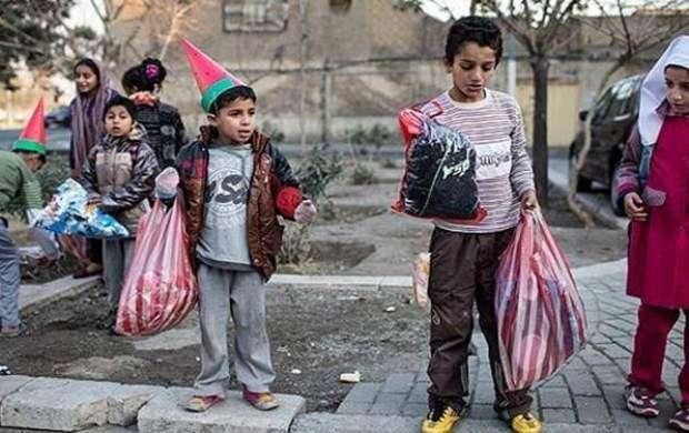 هزار کودک کار چکاپ سلامت شدند