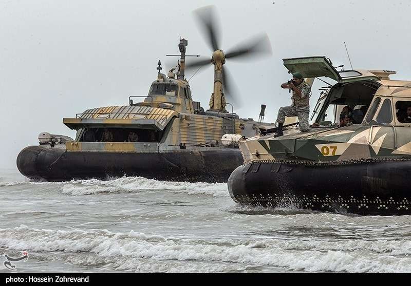 هاور کرافتهای نیروی دریای ارتش
