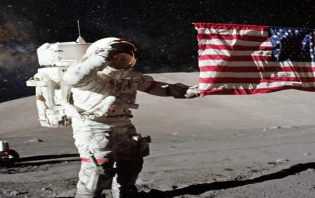 فرود انسان روی ماه: حقه یا واقعیت؟