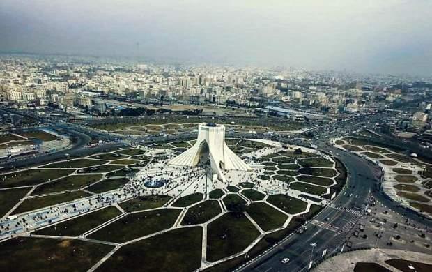 فاجعهای که در روز بارندگی تهران به خیر گذشت