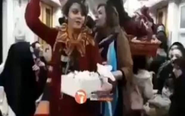 بازیگر فیلمهای مسیح علینژاد بازداشت شد