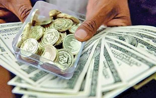 افت ۲۰ هزار تومانی قیمت سکه + جدول
