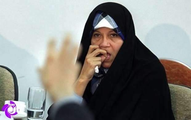فائزه هاشمی از داعشی خواندن جمهوری اسلامی به تخریب علنی امام خمینی(ره) رسید/ ارث پدری برای تحریف امام به فائزه رسید