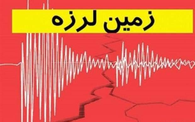 زلزله ۴٫۱ ریشتری در خراسان شمالی