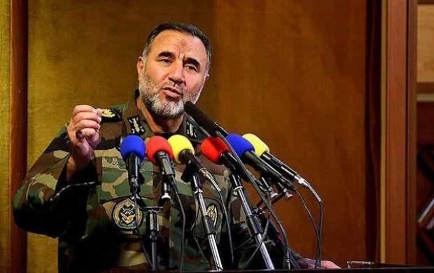 امیرحیدری: خطری امنیت کشور را تهدید نمیکند