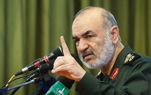 هراس رسانههای صهیونیستی از فرمانده جدید سپاه پاسداران