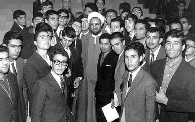 شناخت شهید مطهری از زبان شهید باهنر، مفتح و بهشتی +تصاویر و فیلم