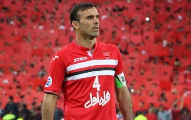 سیدجلال حسینی پرافتخارترین بازیکن ایران شد