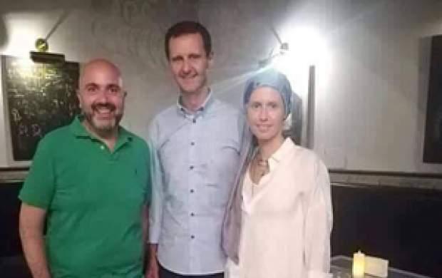 شایعات درباره همسر بشار اسد صحت دارد؟