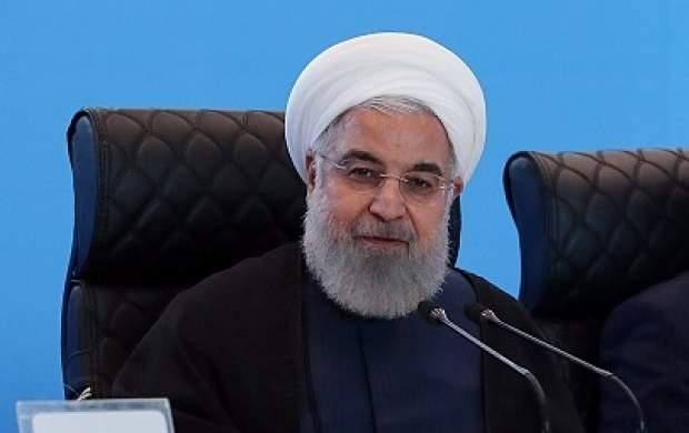روحانی: ایران مظهر ایستادگی در برابر کفر است