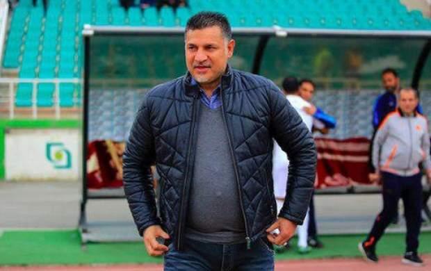 علی دایی در کمیته ملی المپیک حکم گرفت