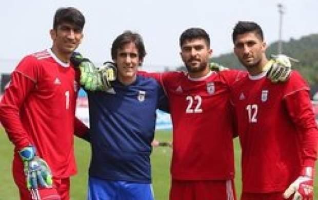 دروازهبان ۱۳ میلیارد تومانی فوتبال ایران کیست؟