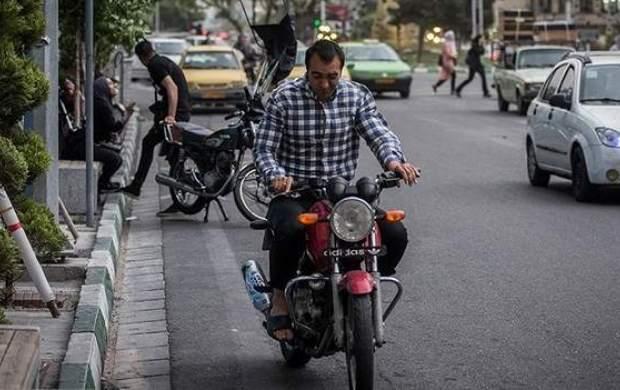 تهران عصر امروز دوباره طوفانی میشود